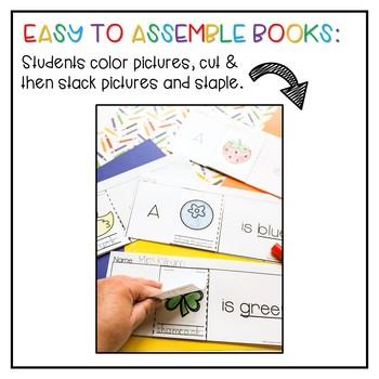 Color Word Activities {the bundle}
