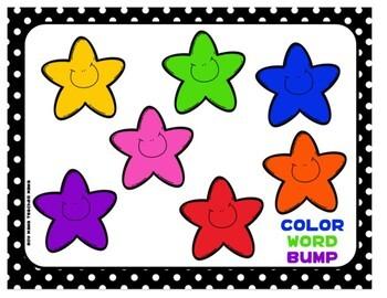 Color Word Bump