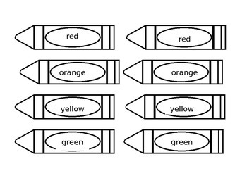 Color Word Memory