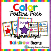 Color Posters - Rainbow