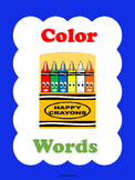 Color Words