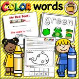 Color Words BUNDLE!