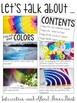 Color Words Activities Bundle