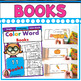 Color Words BUNDLE (6 Color Words Sets) Poems, Books, Cent