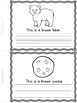 Color Words Booklet- Read and Write Color Words