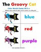 Color Words Center: Match and Write Color Words RF.K.3c
