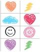 Color Words Chalk Bundle