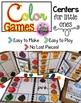 Color Words:  Color Word Games