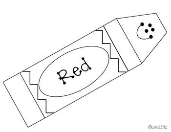 crayon coloring pages to print - photo#14