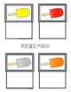 Color Words File Folder Game