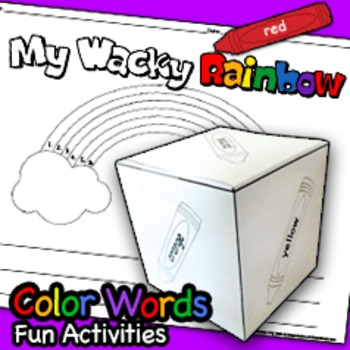 Color Words Sight Words