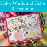 Color Words and Color Recognition Book