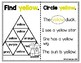 Color Words Mini Workbook - Tracing and Writing