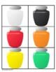 Color Words Pallet Match
