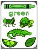 Color Words - Print & Go Worksheets