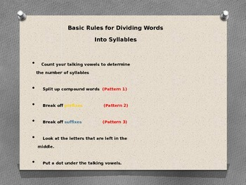 Color Words Read 180 Workshop 2 rBook  Killer Plagues Syllable Division