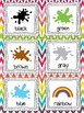 Color Words! Read, Write, and Count the Room {Literacy and