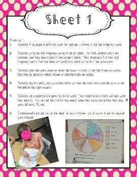Color Words: Read, spell, and do math!