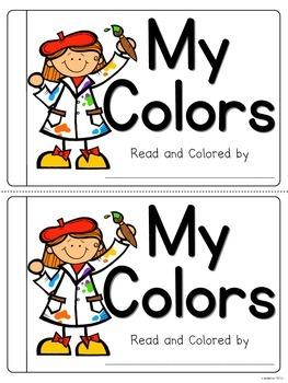 Color Words Reader