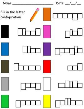 Color Words Unit