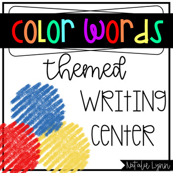 Color Words Writing Center