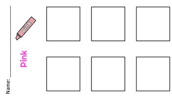 Color Worksheets