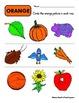 Color Worksheets Pack