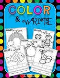 Color & Write