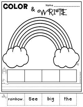 Color & Write