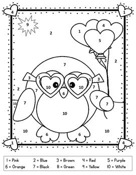 Color, Write, Celebrate!  Valentine's Day Freebie