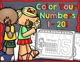 Color Your Numbers!