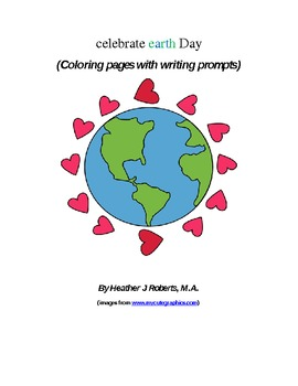 Color Your Way to Celebrate Earth Day