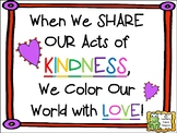 Color Your World with Kindness