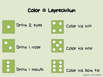 Color a Leprechaun-FREEBIE