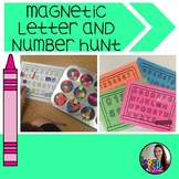 Color a Letter or Number