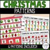 Color-a-Pattern: Christmas