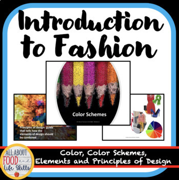 Color Color Schemes Elements And Principles Vocab Examples With Fashion