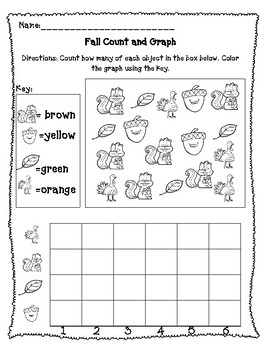 Color and Graph Season Pages