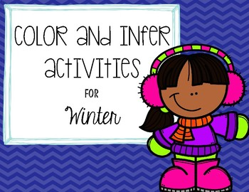 Color and Infer Activities for Winter