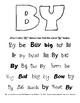 Color and Search Fry's Sight Words List 2