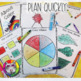 Color Art Lessons for Primary Students