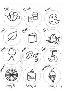 Color and Sort Activity set 1