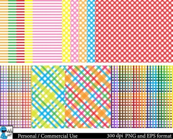 Color backgrounds Digital ClipArt Personal, Commercial Use