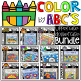 Color by ABC's Season Bundle