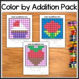 Color by Addition – Valentine's Day Bundle – Hidden Pictur