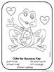 Color by Antonym & Synonym (February Edition) Valentine's Day