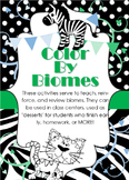 Color by Biomes