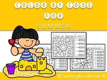Color by Code - BUNDLE