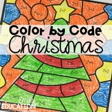 Color by Code: Christmas