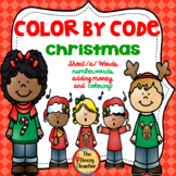 Color by Code - Christmas